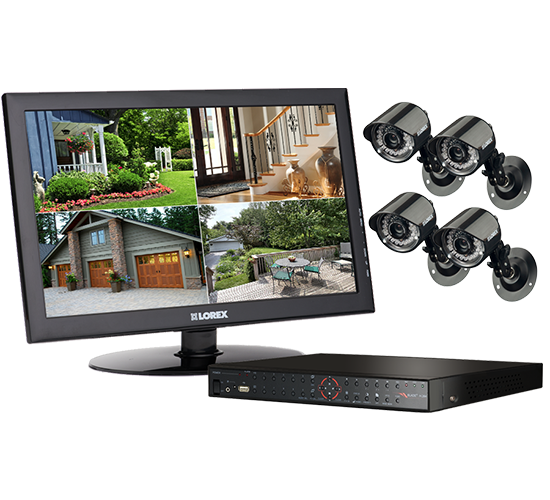 security and CCTV camera sales and installation